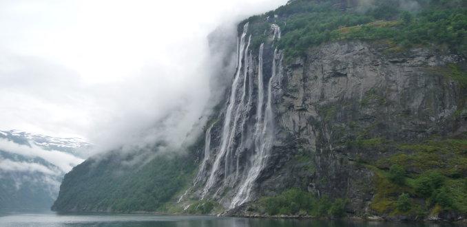 De Zeven Zusters waterval