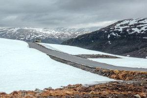 Noorse toeristische route