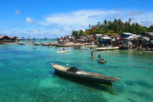 The Bajau people of Mabul