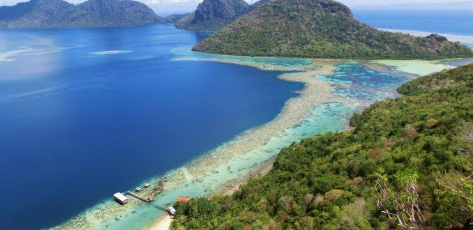 Hoogtepunt Sabah