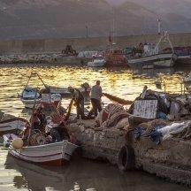 El Jebna een haventje aan de Noord kust van Marokko