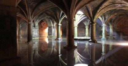 Cisterne in El Jadida