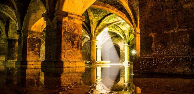 De cisterne van El Jadidan