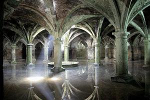 Ondergrondse cisterne bezoeken