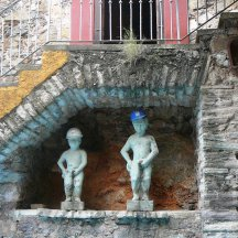 Manneke Pis in Mexico