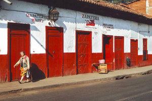 Zapateria in Patzcuaro