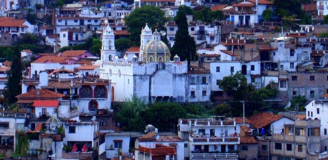 Zilverstad Taxco