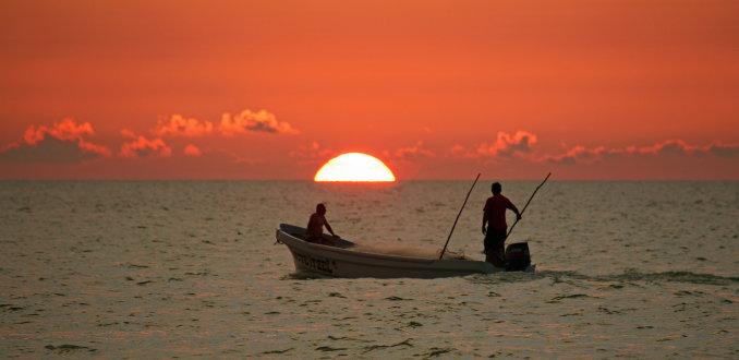 De vissers van Holbox