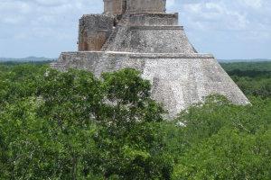 Piramide van de Tovenaar - Uxmal
