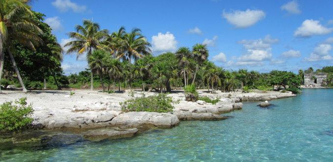 Op een onbewoond eiland?