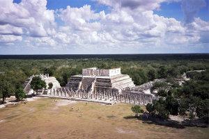 Tempel complex van Chitzen Iza