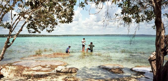 Lagune Mexico