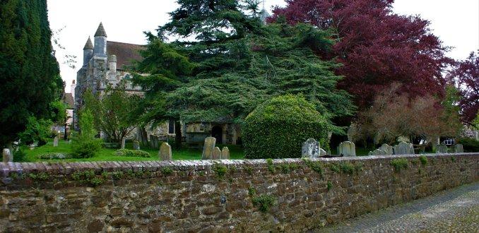 Begraafplaats Rye