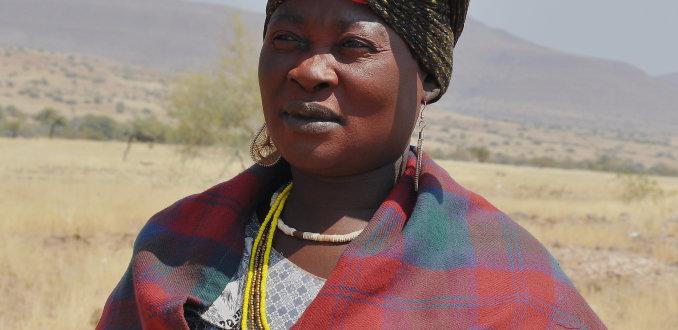 Herero-vrouw
