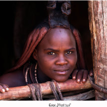 Verlegen Himba