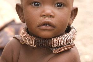 Himba kleuter