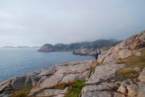 Het zuidelijkste puntje Noorwegen