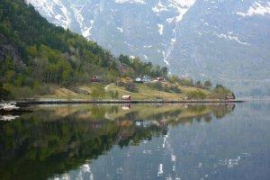 Eidfjord spiegel