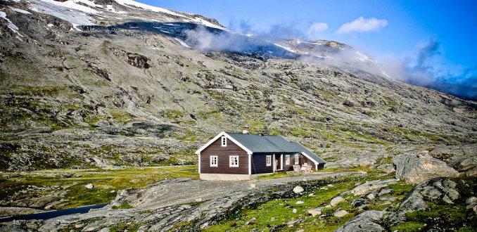 Zuid- en westkust Noorwegen