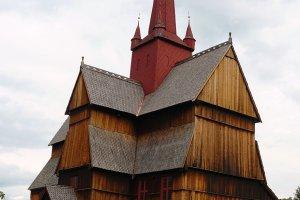 Staafkerk van Ringebu, Gudbrandsdal