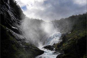 Kjosfossen waterval
