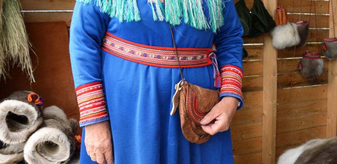 Souvenir van een Sami