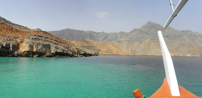 Fjorden van Musandam