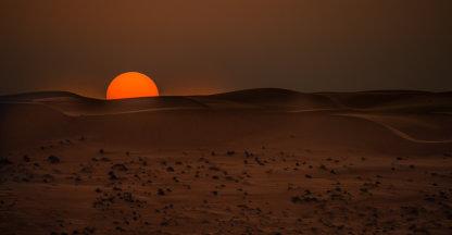 Wahibi Sands en omgeving