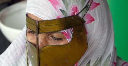 Traditionele Snavelmaskers