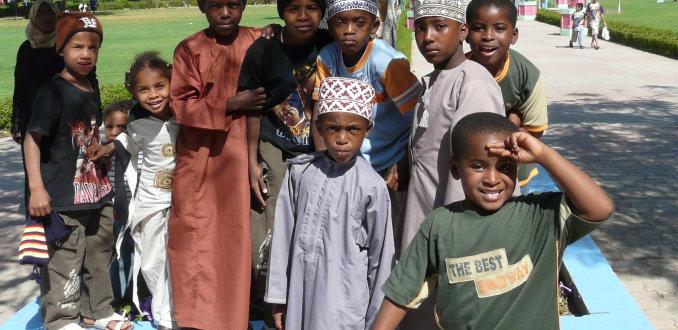 Omani jeugd