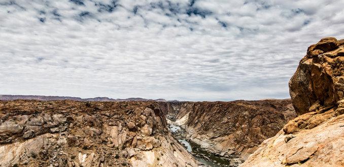 Grootste Graniet Ravijn