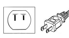 Stekker type A