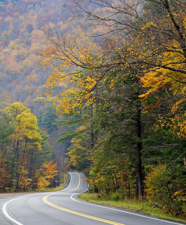 Onderweg door New England