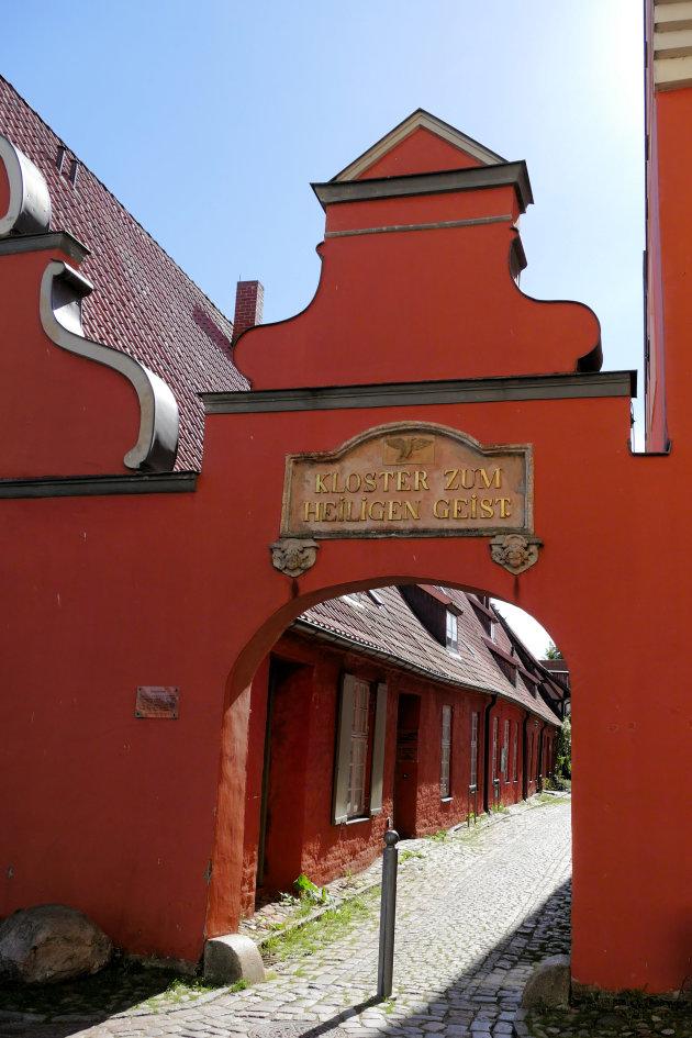Klooster in Stralsund