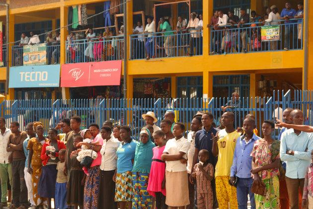 people of Karongi