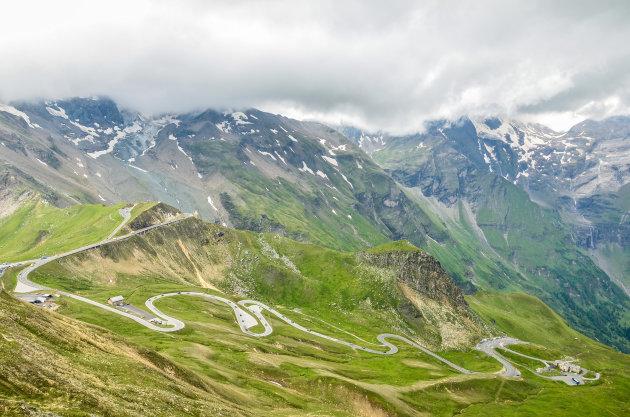 Grossglockner road