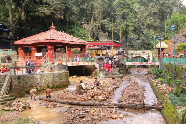 Dakshin Kali Tempel
