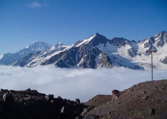 Beklimming van Mount Elbrus