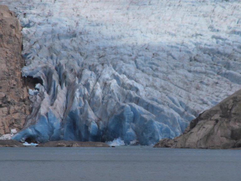 Hoofdfoto bij reisverhaal 'Op avontuur in Nationaal Park Folgefonna'