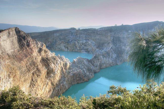 Kelimutu kratermeren