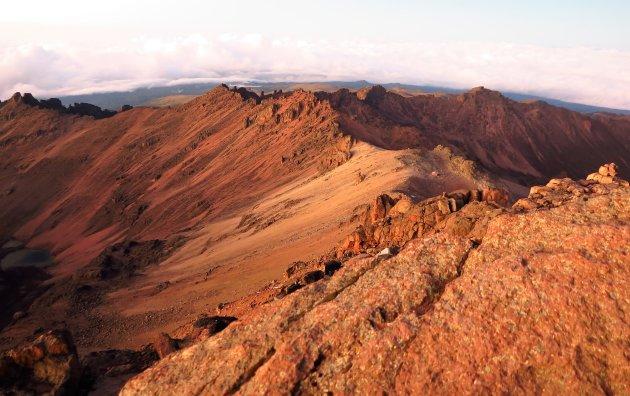 Point Lenana (4989meter)