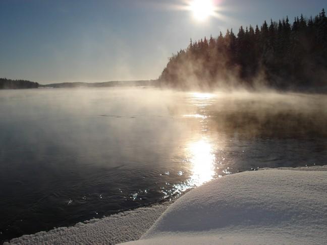 een finse winter