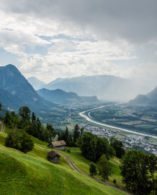 Dwergstaatje Liechtenstein