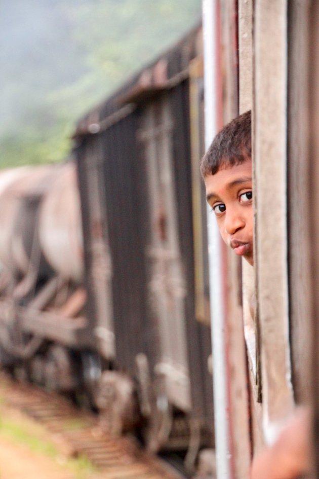 Droomreis met de trein van Ella naar Kandy