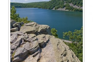 Devils Lake View