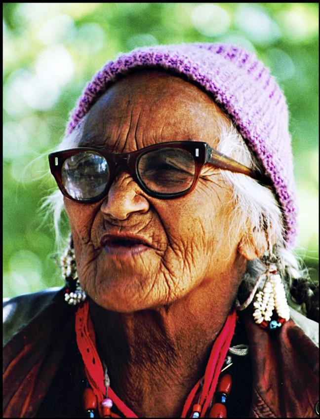 ladakhi vrouwtje