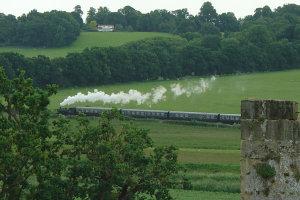 stoomtrein Kent & East Sussex Railway