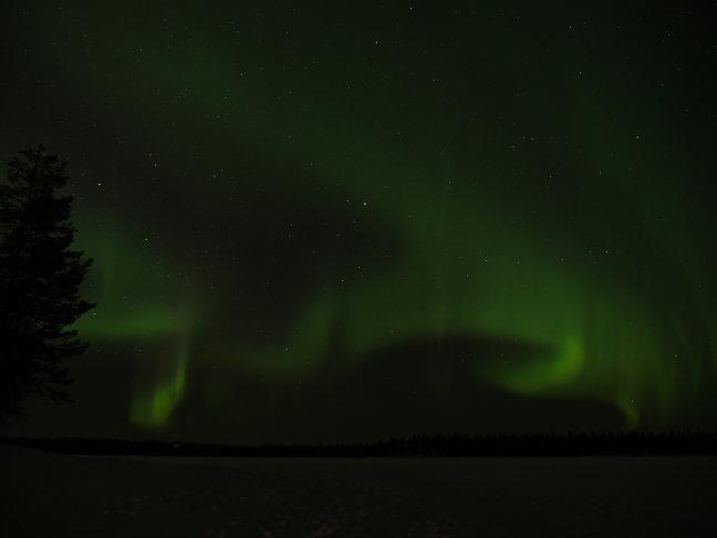 Noorderlicht Ruka, Finland