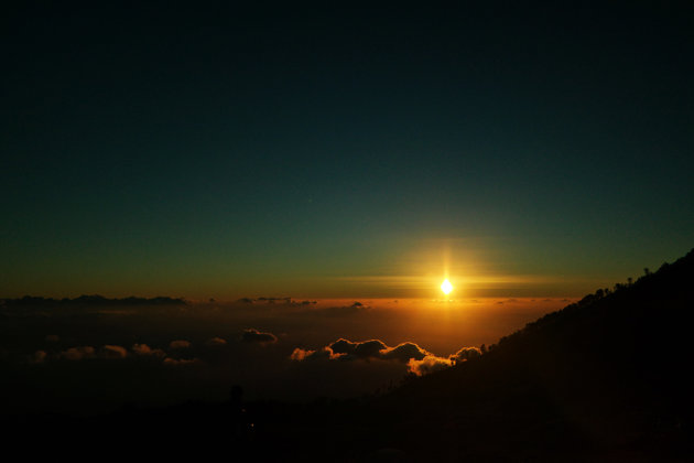 Sunrise Kawa Ijen