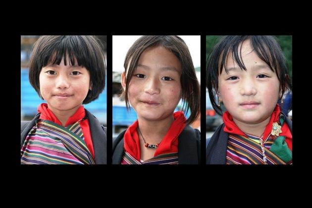 3 schoolmeisjes